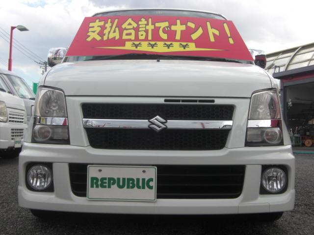スズキ RR-DI ターボ ナビTV CD DVD ETC AW ローダウン