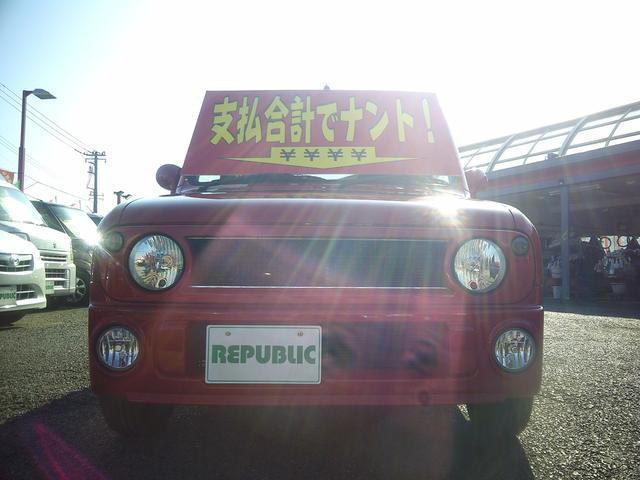 スズキ SS ターボ 4WD CD AW