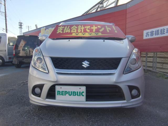 スズキ SR セットオプション 革シート オートライト ターボ ETC CD