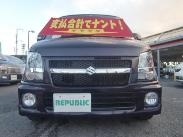 スズキ RR-Sリミテッド ターボ ナビ CD ドラレコ キーレス