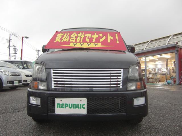 スズキ RR-DI ターボ ナビ CD DVD HID AW