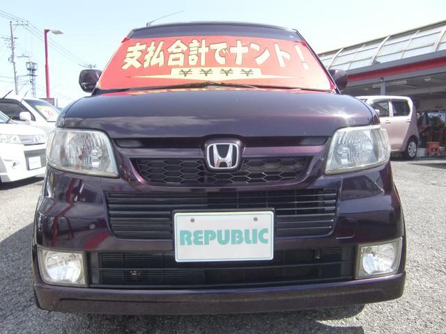 ホンダ スポーツW ナビTV CD ETC キーレス AW