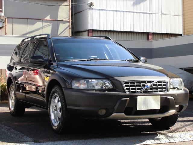 ボルボ ブラックエディション 4WD 正規輸入車