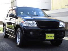 フォード エクスプローラーエディバウアー レザーシート サンルーフ 正規輸入車