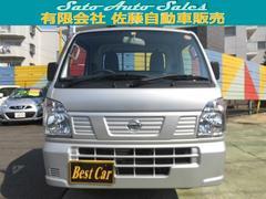 NT100クリッパートラックDX 登録済み未使用車 5MT エアコン パワステ ラジオ