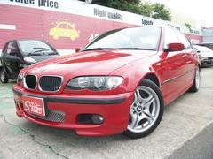 BMW318i Mスポーツパッケージ 5速 HID ワンオーナー