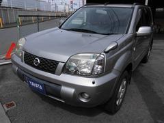 エクストレイルStt4WDキセノンフルセグETCカプロンSシートヒーター