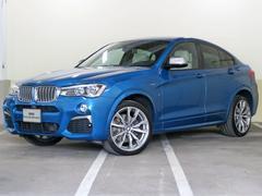 BMW X4M40i アイボリーホワイトレザー ヘッドアップD