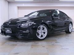 BMW640iグランクーペ Mスポーツ サンルーフ 白革 19AW
