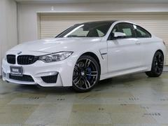 BMWM4クーペ  MDCT 黒革 BMW認定中古車1年保証