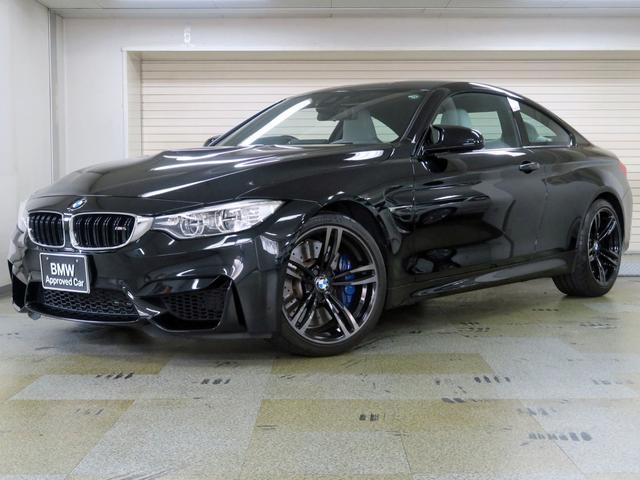 BMW M4クーペ MDCT シルバーレザー 全国BMW1年保証
