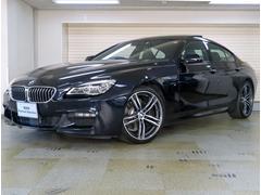 BMW640iグランクーペ Mスポーツ 黒革 ヘッドアップD