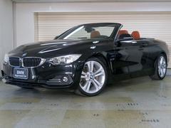 BMW435iカブリオレ ラグジュアリー 左H インディビレザー