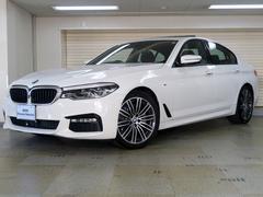 BMW523d Mスポーツ サンルーフ アクティブクルーズ