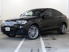 BMW X4xDrive 28i Mスポーツ LED BMW認定中古車