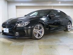 BMW M6グランクーペ シルバーレザー BMW認定中古車