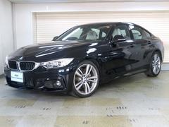 BMW435iグランクーペ Mスポーツ アクティブクルーズ 白革