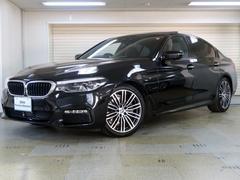 BMW523d Mスポーツ 電動ガラスサンルーフ 19AW