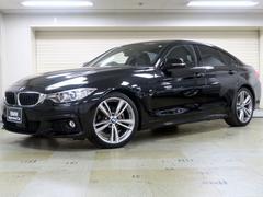BMW428iグランクーペ Mスポーツ ブラックレザー 19AW
