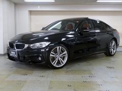 BMW435iグランクーペ Mスポーツ サンルーフ LED 赤革