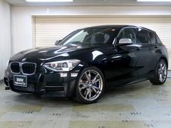 BMWM135i ワンオーナー 18インチAW BMW認定中古車