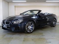 BMW M6カブリオレ LEDライト ヘッドアップディスプレイ 白革