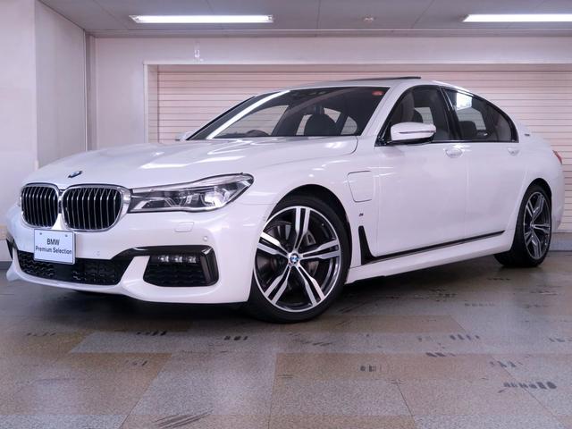 BMW 740eアイパフォーマンス Mスポーツ 4ゾーンエアコン