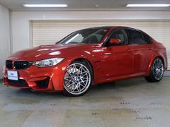 BMWM3 Sedan コンペティションパッケージ