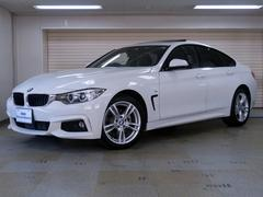 BMW420i xDriveグランクーペ Mスポーツブラックレザー