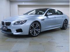 BMW M6グランクーペ ブラックレザー BMW認定中古車