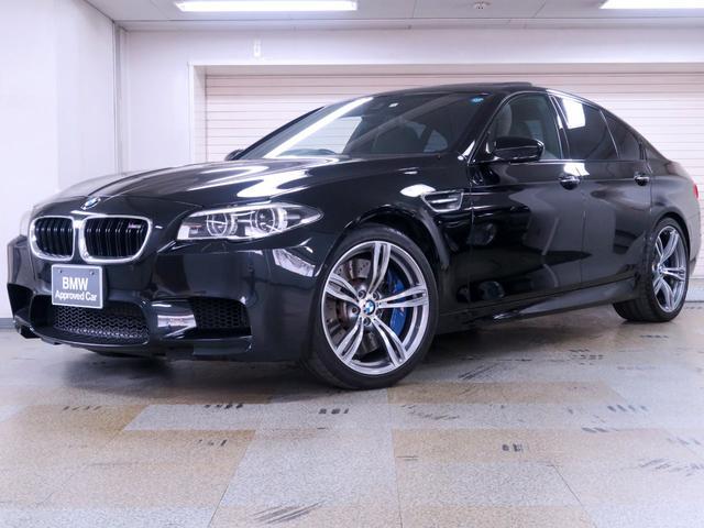 BMW M5 ブラックレザー サンルーフ BMW認定中古車