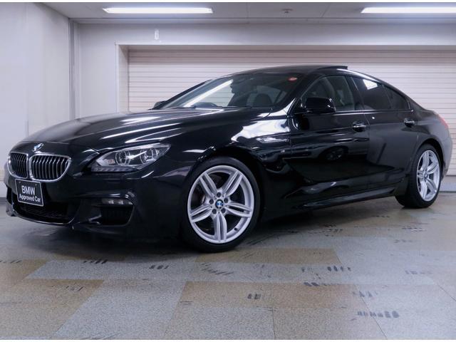 BMW 640iグランクーペ Mスポーツ サンルーフ LEDヘッド