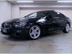 BMW640iグランクーペ Mスポーツ サンルーフ LEDヘッド