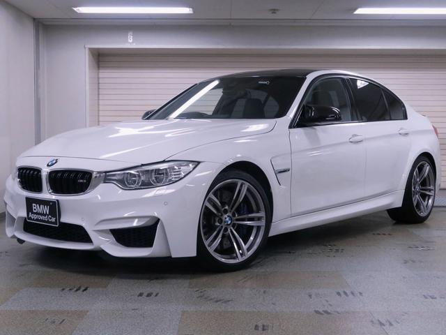 BMW M3 黒革 カーボントランクスポイラー、ディフューザー