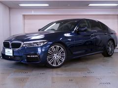 BMW523d Mスポーツ デビューパッケージ 黒革 19AW