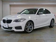BMWM240iクーペ パーキングサポートP BMW認定中古車