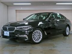 BMW523iラグジュアリー ブラックレザー アクティブクルーズ