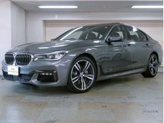 BMW740d xDrive Mスポーツ リヤコンフォートP