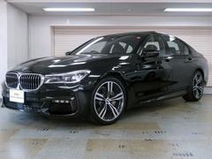 BMW740i Mスポーツ リモートパーキング 20AW