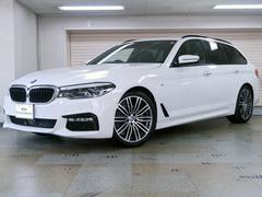 BMW523dツーリング Mスポーツ ハイラインP 黒革