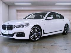 BMW750i Mスポーツ ブラックレザー レーザーLEDライト
