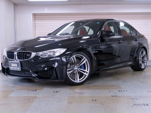 BMW M3セダン Individual アダプティブMサス