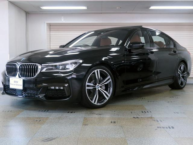 BMW 740Ld xDrive Mスポーツ Rエンターテイメント