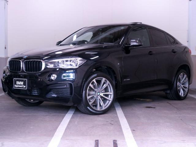 BMW xDrive 35i Mスポーツ セレクトP 黒革