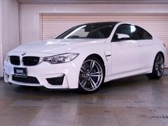 BMWM4クーペ MDCT ブラックレザー 全国BMW1年保証