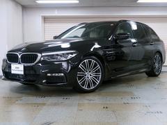 BMW523dツーリング Mスポーツ ハイラインP ベージュレザー
