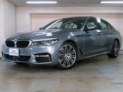 BMW530i Mスポーツ アイボリーホワイトレザー 認定中古車
