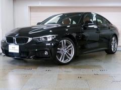 BMW420iグランクーペ Mスポーツ コニャックレザー マルチM