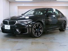 BMWM5 コンフォートP シルバーレザー BMW認定中古車