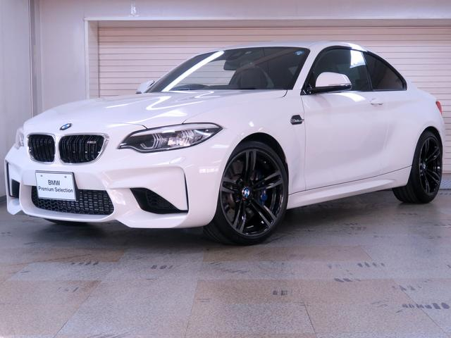 BMW M2 後期型 ブラックレザー BMW認定中古車